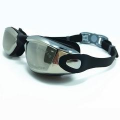 Professional Swimming Goggle Glasses Black One size