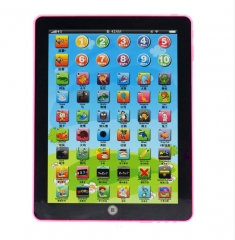 Kids Computer Tablet - Pink Pink One size