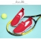 2018 Fashion Flats Shoes Women Slip On Female Shoes Ladies Casual Womens red 35