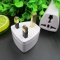 UK Plug Adapter Universal Socket British Standard Travelling Gadget 13A 250V White