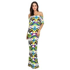 Women's Long Dress 2759 S