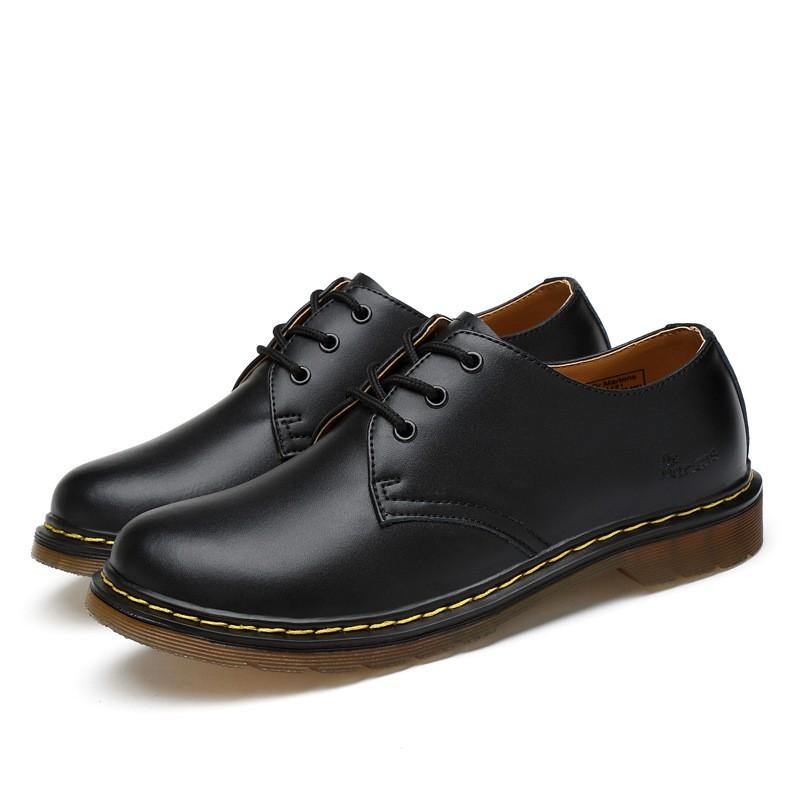 66e174e6818e Genuine Leather Men Shoes Brogue Lace Up Platform Fashion Man Flats Casual  Male Shoe Black193 7  Product No  610903. Item specifics  Seller SKU jnswd   Brand ...