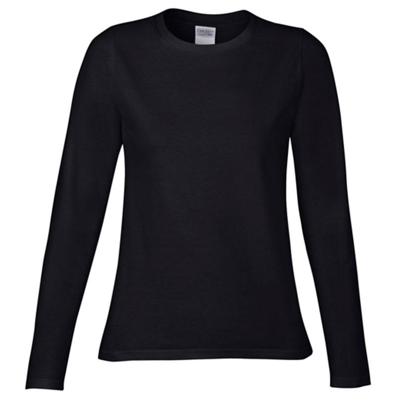 d3cc3d3b127a82 ... women Tshirt Long Sleeve 2018 Autumn Casual O-neck Pure Color Slim  Fashion  Product No  665940. Item specifics  Seller SKU GTAVbuUqfy  Brand