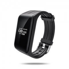 K1 Fitness Tracker Smart Bracelet OLED Screen Smart Band Real-time Heart Rate Monitor Sport Activ
