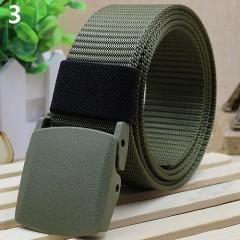 men's belt Practical Tactical Military Nylon Buckle Waist Belt Waistband tactical belt