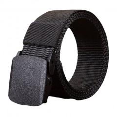 Man Women Automatic Nylon Belt Buckle Military Fans Tactical Canvas Belt high quality women fashi