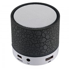 column Bluetooth Speakers Mini Wireless HandsFree LED Speaker With TF USB FM Mic Sound box For Ph