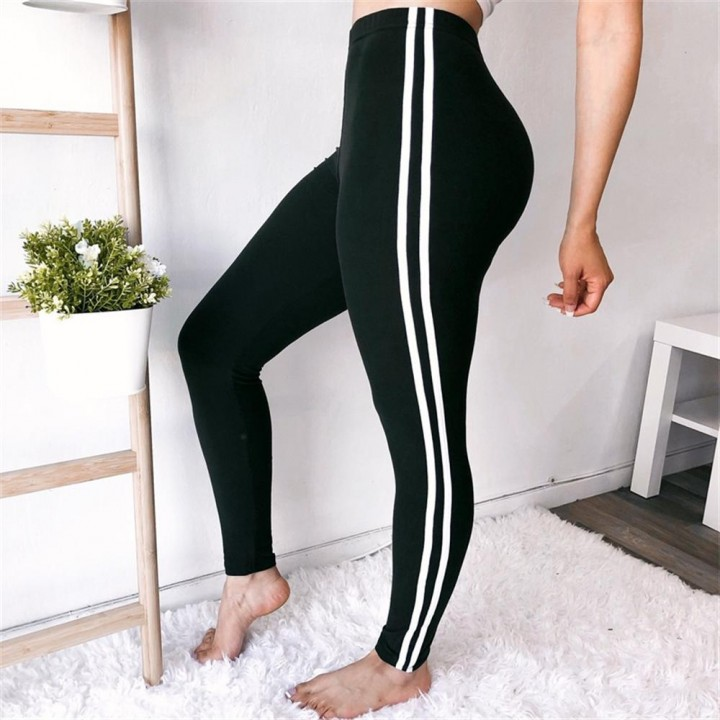 New Fahion Woman Sporting Pants Casual Slim Sexy Camouflage Trousers Elastic High Waist Female Ca
