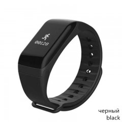 New Fitness Tracker Wristband Heart Rate Monitor Smart Bracelet F1 band Blood Pressure With Pedom