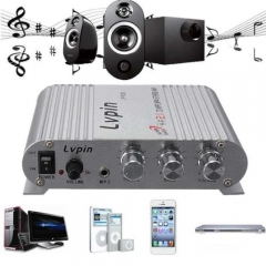 200W 12V Mini Hi-Fi Stereo Audio Amplifier AMP For Auto Car Motorcycle Radio PS! A