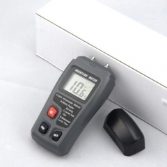 Digital LCD 4 Mode Wood Moisture Humidity Damp Meter Detector Tester 0% - 99%P! As Picture