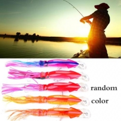 New Big Size Fishing Lures 14cm/40g Fishing Tackle Squid Lures Fishing Bait As picture