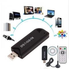 DVB-T DAB FM RTL2832U & R820T Tuner Mini USB RTL-SDR & ADS-B Receiver Stick LL A