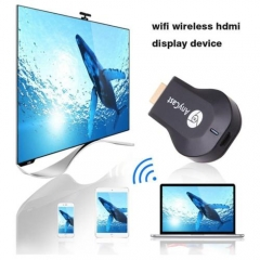 Miracast Mini Wifi Display TV Dongle Receiver 1080P HDMI Wireless AirPlay DLNA V As Picture