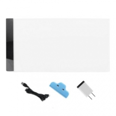 Ultra Thin A4 LED Copy Board Craft Tracing Drawing Stencil Table Pad Light Box~ As Picture