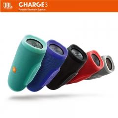 JBL Charge 3 Wireless Bluetooth Speakerphone Waterproof Portable Music Speakers Small Sound Box black