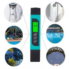 TDS EC Meter Temperature Tester pen 3 In1 Function Conductivity Water Quality Measurement Tool
