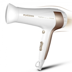 Professional Hair Dryer Travel Household 2000W Powerful Dryer Hot and Cold Wind Styling Tools white normal