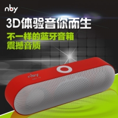 Bluetooth Speaker Portable Wireless Speaker Sound System 3D Stereo Music Surround Support Bluetooth red normal