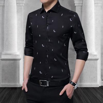 In Workmanship New Autumn Fashion Brand Men Clothes Slim Fit Men Long Sleeve Shirt Men Plaid Cotton Casual Men Shirt Social Plus Size M-5xl Exquisite