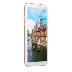 5.72 Inches New Fashion Big Discount  3G  Smart Phone Mobile Phone golden