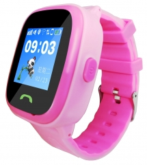 HONMI HW8 1.3 Inches Touch Colorful Display Water Proof Smart Watch Phone for Children pink 1.3 inches