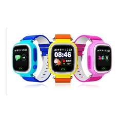 HONMI Q90 1.22 Inches Colorful Touch TFT Screen Smart Watch pink 1.22 inches
