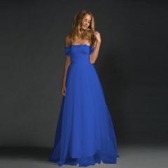 Women clothes lady dress girl dress fashionable dress party dress diamond blue s