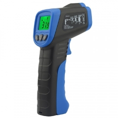 HoldPeak HP-981B Digital LCD Infrared Thermometer Laser Target IR Temperature Meter Gun
