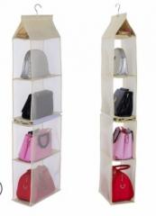 Jomax 4-piece detachable storage bag Beige