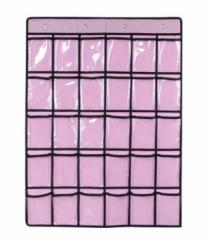 Jomax 30 grid transparent Guadai(HOMEY  30 grid) pink