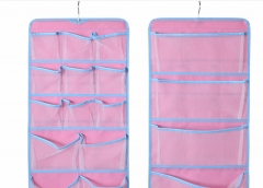 Jomax Double-sided underwear hanging bag(H031) pink