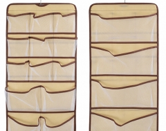 Jomax Double-sided underwear hanging bag(H031) beige