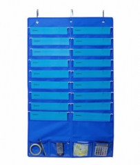 Jomax Cube file hanging bag( 8118) blue