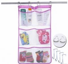 Jomax Six grid storage Bag( HOMEY  Six grid ) pink