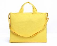 Jomax Fashion simple casual green handbag female( 078) yellow