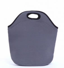 Jomax High quality diving material insulation aluminum film lunch bag(021) grey