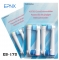 1set/4pcs EB-17S electric toothbrush head clean type rotating vibrating electric toothbrush head as picture