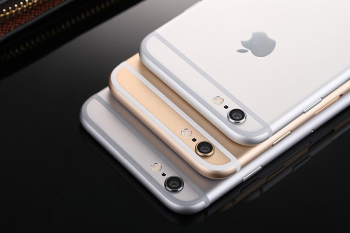 Refurbished Phone Factory Price iPhone 6 -16GB+1GB -8 MP+1.2 MP- 4.7 Inch+4G network grey with fingerprints