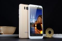 Smart phone 4.5'' MTK6572 Dual Core 3G-2.0MP+2.0MP dual SIM factory original genuines mobile gold