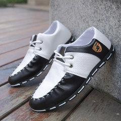 New Promotion Arken 2019 Men Causal Shoes Fashion Tide Shoes Ins Hot Sale Men Shoes black & white 39
