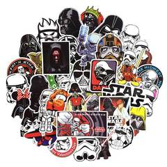 Graffiti Sticker Decals Vinyls for Phones Laptop Cars Motorcycle Bicycle Skateboard Luggage Bumper 50pcs/set