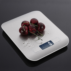 MCDFL Digital Kitchen Scale Food Scale Electronic Kitchen Weighing Kitchen Cooking Measuring Tools 1g~10kg One size