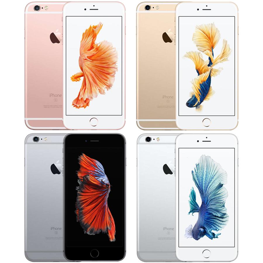 Refurbished iPhone 6S 64GB 12MP+5MP+ 4 7 Inch 4G network Fingerprint  Smartphone iPhone6S random