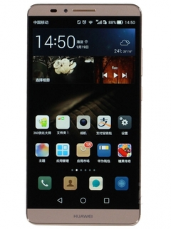Global Firmware Refurbished Huawei Mate 7 Smartphone 2GB/3GB+16GB/32GB -6'' 13+5 MP Double SIM gold 2+16g