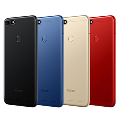 New original Huawei Honor 7C 5.99 inch Dual Rear 13.0MP+8.0MP 3+32GB or 4g+64gb smartphone black 3+32g