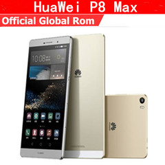 Refurbished phone HuaWei P8 Max 4G FDD LTE Smart Phone Kirin 935 6.8 Inch 3GB+32/64GB 13.0MP gold 3+32g