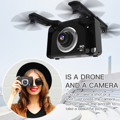 L600 UAV 1080P HD Camera RC Drone optical flow WiFi FPV Foldable Quadcopter Altitude Hold Helicopter wide-angle WIFI camera 720P