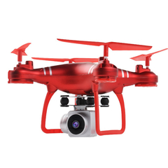 HJ14W HJ14Q UAV 1080P HD camera WIFI FPV Shock-absorbing Platform  RC Drone  Quadcopter Helicopter Red Without camera