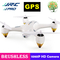 JJRC JJPRO X3 HAX Brushless Dual GPS RC Drone 1080P HD Camera Wifi FPV Quadcopter Dron Aircraft Toy GPS + brushless +1080P with 1 x battery